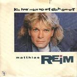 Ich Hab' Mich So Auf Dich Gefreut - Matthias Reim