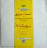 Violinkonzert Nr. 1 G-Moll Op. 26 / Romeo Und Julia - Max Bruch , Pyotr Ilyich Tchaikovsky