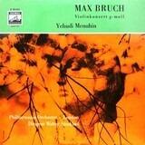Violinkonzert G-moll - Max Bruch / Yehudi Menuhin, Philh. Orch., Süsskind