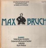 Schottische Fantasie op. 46b / Konzertstück op. 84 für Violine und Orchester - Max Bruch