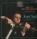 Violinkonzerte - Max Bruch , Felix Mendelssohn-Bartholdy , Josef Suk , Karel Anče