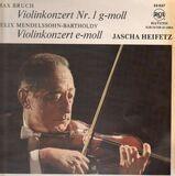 Violinkonzert Nr.1 G-Moll,  E-Moll - Max Bruch , Mendelssohn-Bartholdy