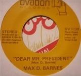 Max D. Barnes
