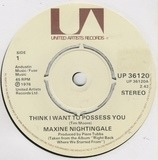 Think I Want To Possess You - Maxine Nightingale