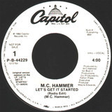 Let's Get It Started - MC Hammer