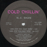 Jane, Stop This Crazy Thing - MC Shan