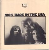 Back In The USA. - Mc5