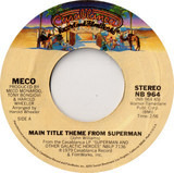 Main Title Theme From Superman - Meco Monardo