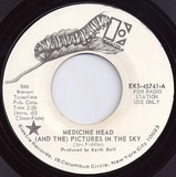 (And The) Pictures In The Sky / Natural Sight - Medicine Head
