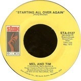 Starting All Over Again / It Hurts To Want It So Bad - Mel & Tim