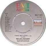 Take My Love - Melba Moore