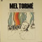 Live At The Maisonette - Mel Tormé Featuring Al Porcino Big Band