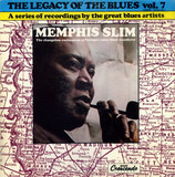 The Legacy Of The Blues Vol. 7 - Memphis Slim