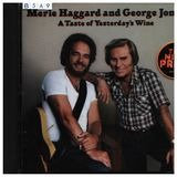 Merle Haggard and George Jones