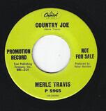 Country Joe - Merle Travis