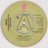 Family Affair - Mfsb