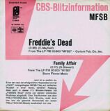 Freddie's Dead / Family Affair - Mfsb