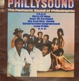 Phillysound - The Sound Of Philadelphia - MFSB, O Jays, Billy Paul