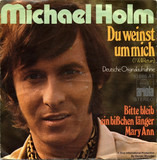 Du Weinst Um Mich (I Will Return) - Michael Holm
