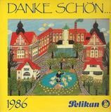 Pelikan 1986 - Michael Jackson, Nena, Bangles a.o.