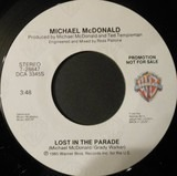 Lost In The Parade - Michael McDonald