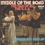 The Talk Of All The U.S.A. / Samson And Delilah - Middle Of The Road