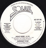 Night Rider - Midnight Star