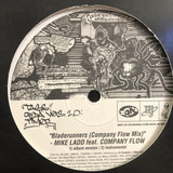 Bladerunners (Company Flow Mix) / Window Seat (The Bus Song) - Mike Ladd / Sonic Sum