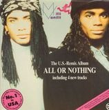 All Or Nothing - The U.S. Remix Album - Milli Vanilli