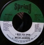 I Miss You Baby / I Ain't Giving Up - Millie Jackson