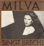 Singt Brecht - Milva