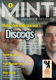 Ausgabe 4 - 05/16 - MINT _ Magazin für Vinyl-Kultur