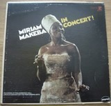 In Concert - Miriam Makeba