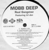 Real Gangstaz - Mobb Deep