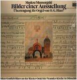 Bilder einer Ausstellung - Modest Mussorgsky , Oskar Gottlieb Blarr