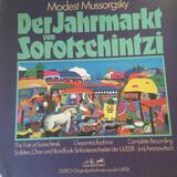 Der Jahrmarkt Von Sorotschintzi - Mussorgsky - J. Aranowitsch