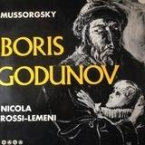 Boris Godunov (Nicola Rossi-Lemeni) - Mussorgsky