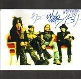 Mötley Crüe Signed Photo - Mötley Crüe