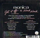 Get It Off (feat. Dirtbag) / Knock Knock - Monica
