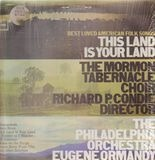 Best Loved American Folk Songs: This Land Is Your Land - Mormon Tabernacle Choir , The Philadelphia Orchestra
