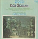 Don Giovanni - Mozart - Fritz Busch