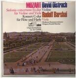 Sinfonia Concertante Es-Dur Für Violine Und Viola, Konzert C-Dur Für Flöte Und Harfe - Mozart , D. Oistrach