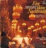 Eine kleine Nachtmusik, Serenata notturna, Sinfonie A-dur, Staatskapelle Dresden, O. Suitner - Mozart
