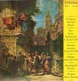 Eine kleine Nachtmusik, Serenata notturna, Sinfonie A-dur - Mozart