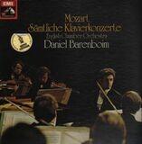 Sämtliche Klavierkonzerte; English Chamber Orchestra, Barenboim - Mozart
