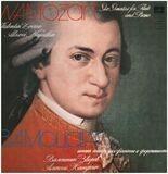 Six sonatas for flute and piano - Mozart/ Valentin Zverev, Alexei Nasedkin