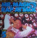 Mr. Magic's Rap Attack Volume 5 - Mr. Magic