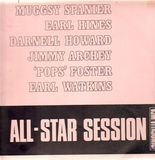 All-Star Session - Muggsy Spanier, Earl Hines, Darnell Howard, et al.