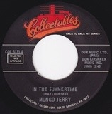 In The Summertime / Stranger On The Shore - Mungo Jerry / Acker Bilk