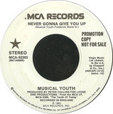 Never Gonna Give You Up - Musical Youth